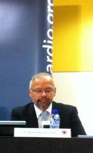 Manuel Martínez-Sellés, presidente de la Sección de Cardiología Geriátrica de la Sociedad Española de Cardiología (SEC).