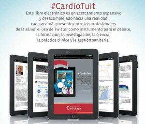 El ebook Cardiotuit ofrece consejos a los cardiólogos tuiteros.