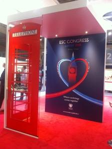 Londres organizará el ESC Congress en 2015.