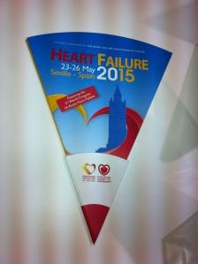 Sevilla será la sede del Heart Failure 2015.