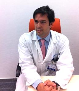 El Dr. Pablo García-Pavía, de la Unidad de Insuficiencia Cardiaca y Miocardiopatías del Hospital Universitario Puerta de Hierro de Majadahonda de Madrid.