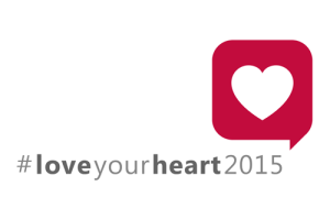 #loveyourheart2015