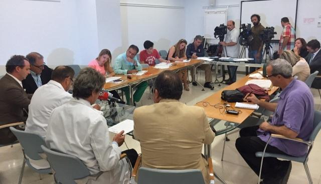 Especialistas de la SEC y la SEPA presentaron en Málaga el documento conjunto.