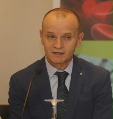 José Ramón González-Juanatey, jefe de Servicio de Cardiología del Hospital Clínico Universitario de Santiago de Compostela. Foto: Ideaymedia.